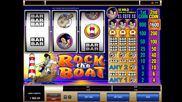 Rock The Boat 2