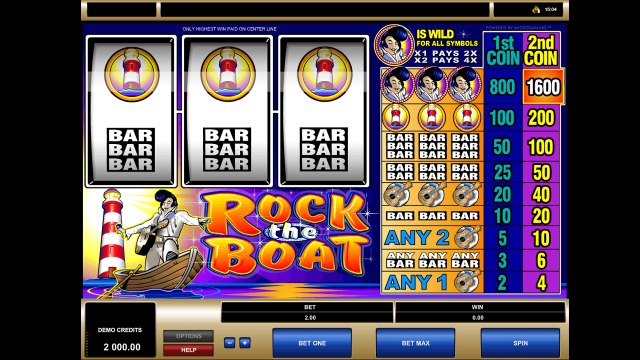 Rock The Boat 1
