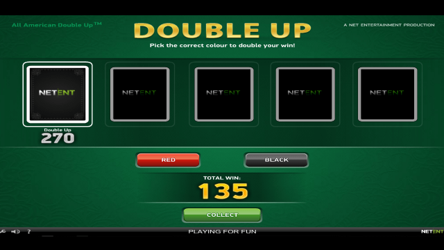 All American Double Up 4