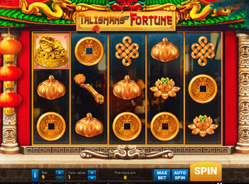 Talismans Of Fortune 2