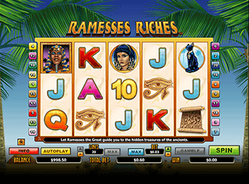 Ramesses Riches 1