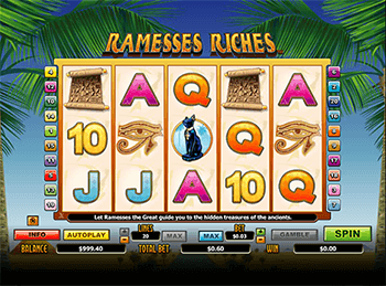 Ramesses Riches 3