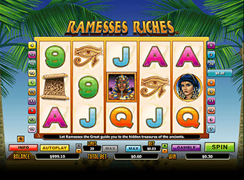 Ramesses Riches 2