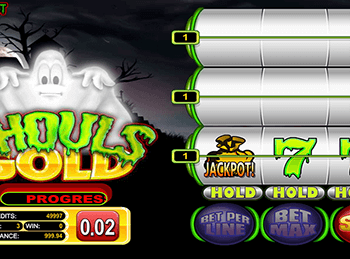 Ghouls Gold 1