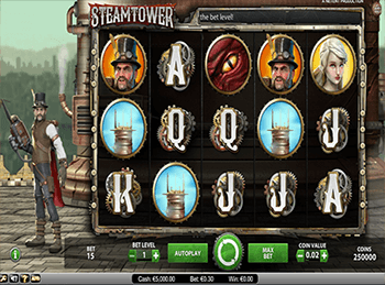 Steam Tower 4