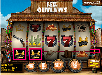 Reel Outlaws 2