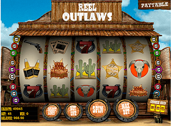 Reel Outlaws 3