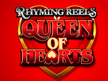 Игровой автомат Rhyming Reels Queen Of Hearts логотип