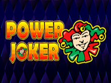 Игра в казино Power Joker